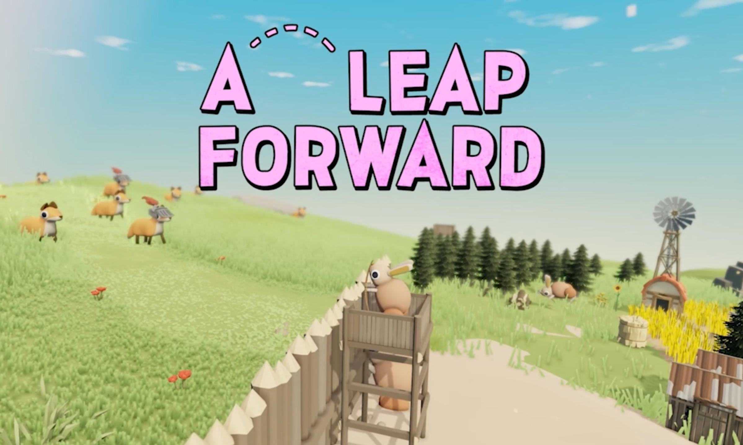 A Leap Forward